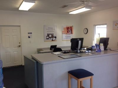 Life Storage office at 130 Centre St in Ridgeland