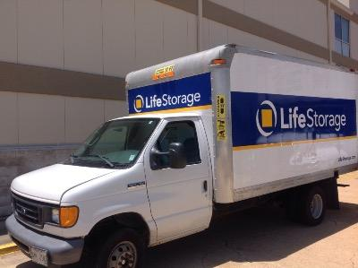 Truck rental available at Life Storage at 5111 I-55 N in Jackson