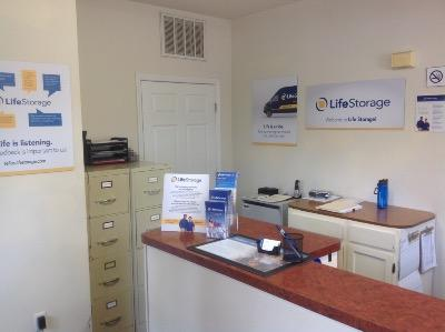 Life Storage office at 5000 Atlantic Ave in Raleigh