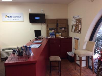 Life Storage office at 480 Allen St in Elizabeth