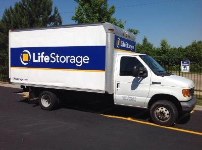 Truck rental available at Life Storage at 115 Jacqueline Lane in High Ridge