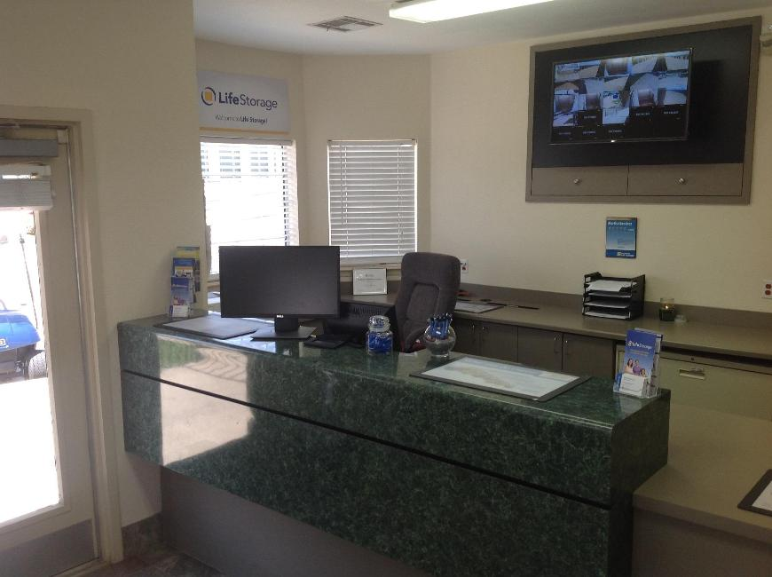 Life Storage Office At 2905 Crystal Springs In Bedford