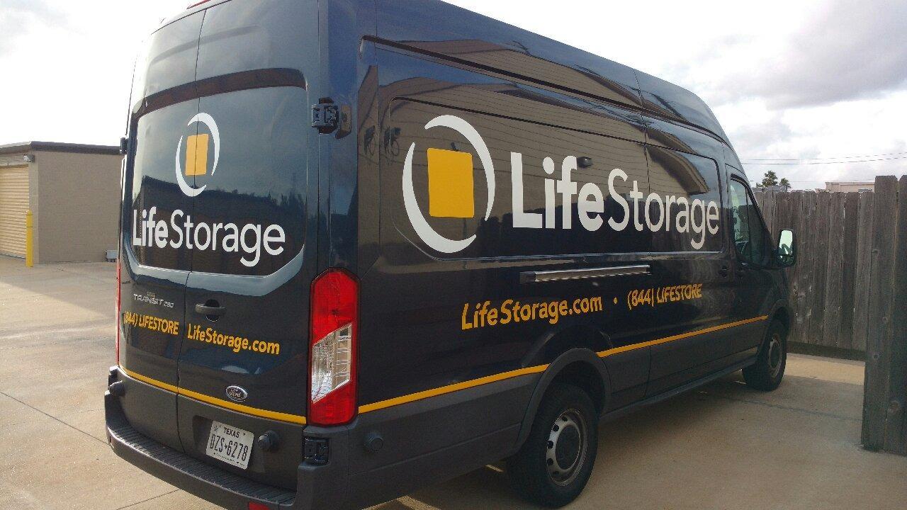 Life Storage In Pasadena 4155 Fairway Plaza Drive Rent