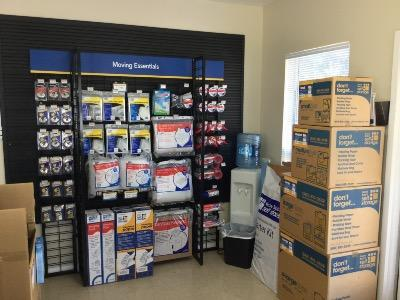 Moving Supplies for Sale at Life Storage at 4155 Fairway Plaza Drive in Pasadena