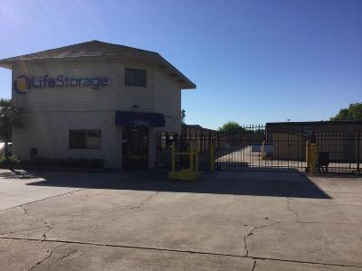 Storage buildings at Life Storage at 4333 FM 2351 Rd in Friendswood