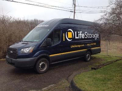Truck rental available at Life Storage at 230 Snyder Road in Hermitage
