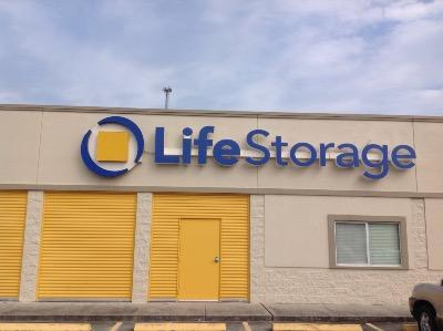 Miscellaneous Photograph of Life Storage at 3411 Rayford Road in Spring