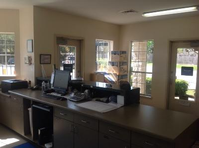 Life Storage office at 1435 Silverado Drive in Houston