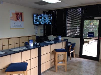 Life Storage office at 4455 Panther Creek Pines in The Woodlands