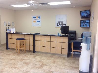 Life Storage office at 7951 Alden Bend Dr in The Woodlands
