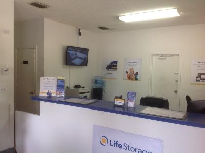 Life Storage office at 10300 NW 55th St in Sunrise