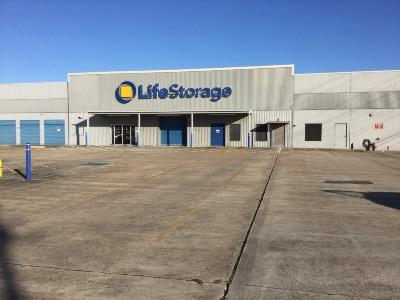 Storage buildings at Life Storage at 900 NASA Pkwy in Webster