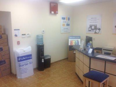 Life Storage office at 5060 N Palafox St in Pensacola