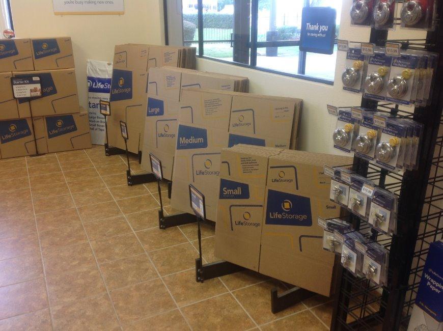 Storage Units In Pensacola Near Brent Life Storage
