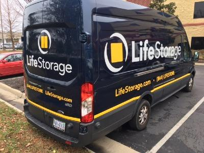 Truck rental available at Life Storage at 1806 E Little Creek Rd in Norfolk