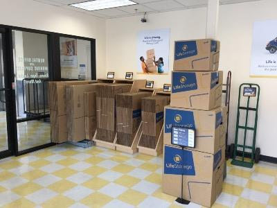 Moving Supplies for Sale at Life Storage at 680 14th Street NW in Atlanta