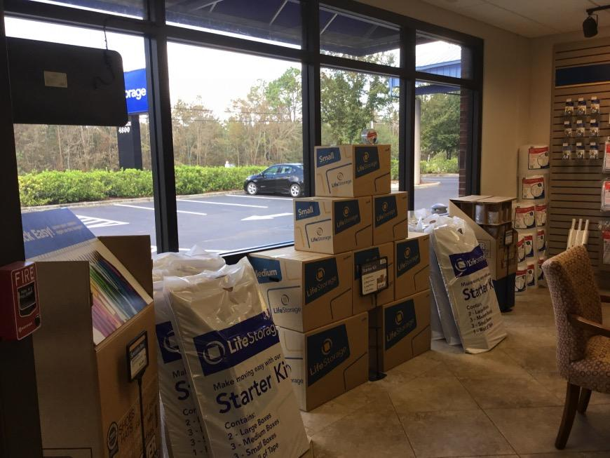 Miscellaneous Photograph Of Life Storage At 4800 Us Highway 1 S In Saint Augustine