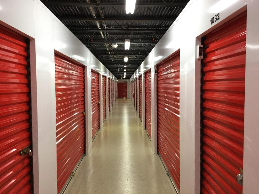Superb ... Storage Units For Rent At Life Storage At 1125 Roberts Blvd NW In  Kennesaw ...