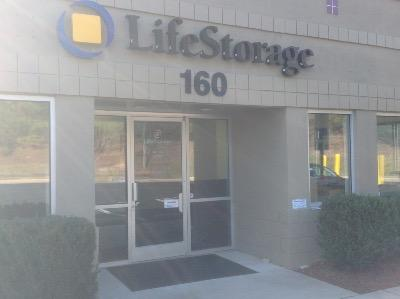 Life Storage Buildings at 160 Havensite Court in Cary