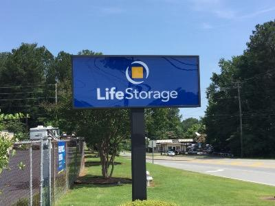 Miscellaneous Photograph of Life Storage at 1987 Canton Rd in Marietta