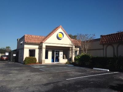 Life Storage Buildings at 2180 Drew Street in Clearwater