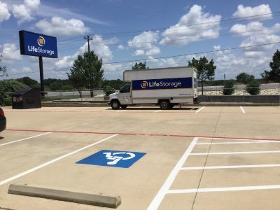 Truck rental available at Life Storage at 3997 FM 1431 in Round Rock