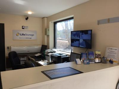 Life Storage office at 1525 Williams Drive in Marietta