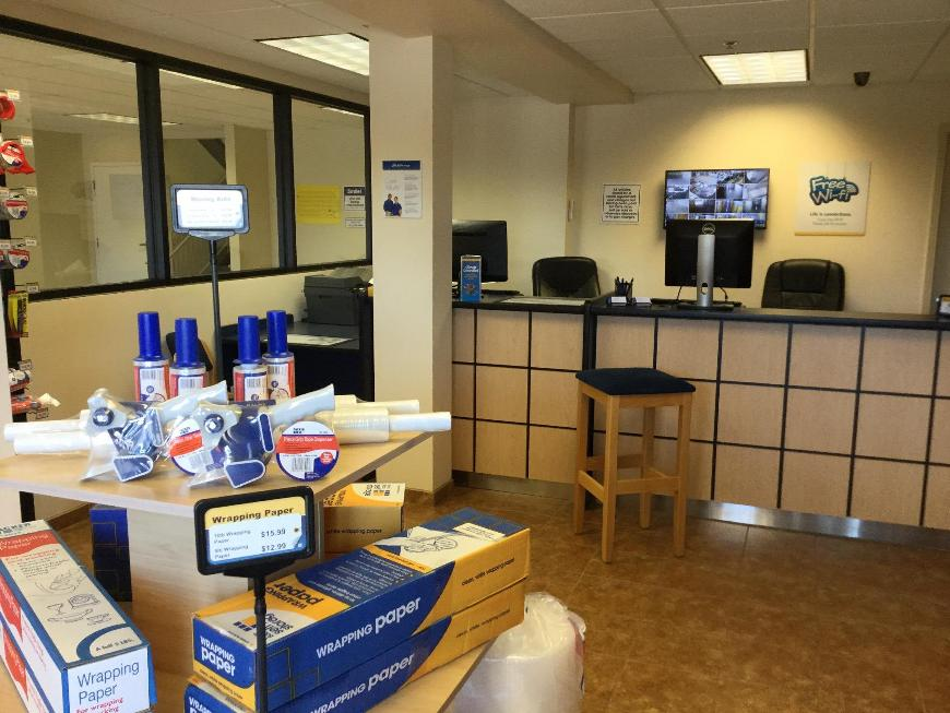 Life Storage Office At 4750 Scarlet Drive In Colorado Springs