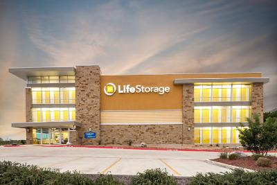 Life Storage Buildings at 24264 Wilderness Oak in San Antonio