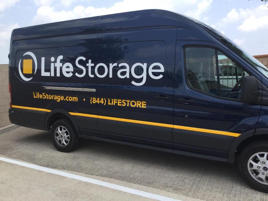 Life Storage In Round Rock 1515 North Aw Grimes Blvd