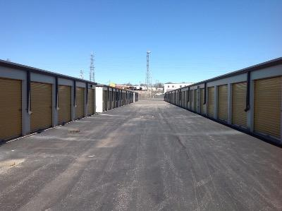 Storage Units for rent at Life Storage at 1600 Woodson Rd in Saint Louis
