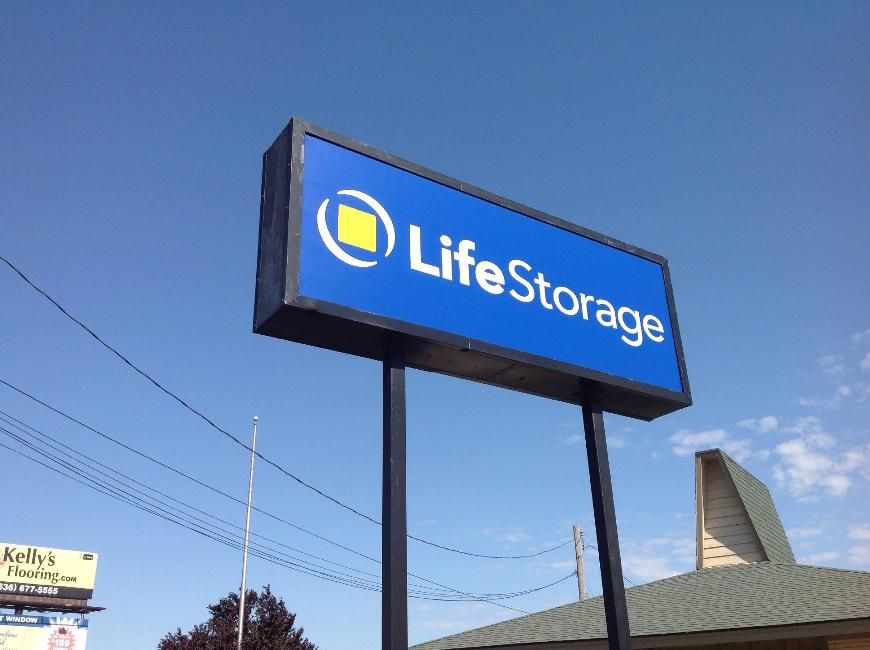 Life Storage In Fenton 485 North Highway Drive Rent
