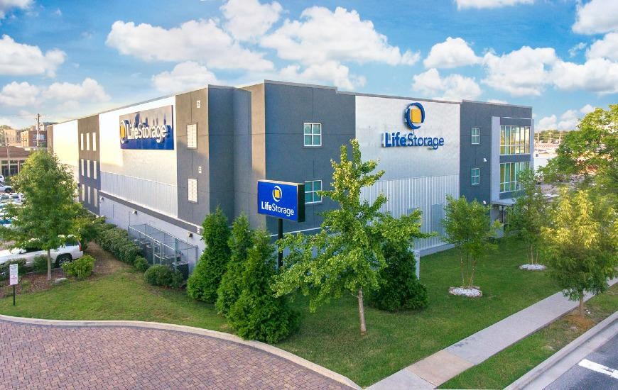 Life Storage In Chattanooga Tn Near Southside Rent