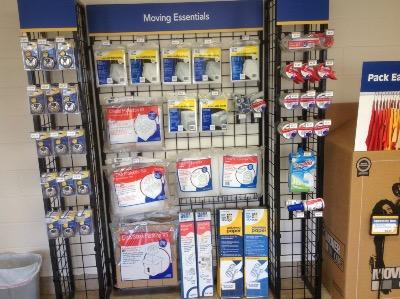 Moving Supplies for Sale at Life Storage at 1907 Campostella Rd in Chesapeake