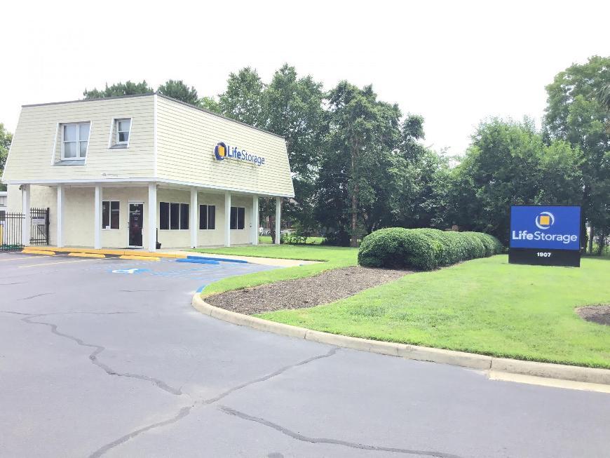 Life Storage In Chesapeake Va Near South Norfolk Rent