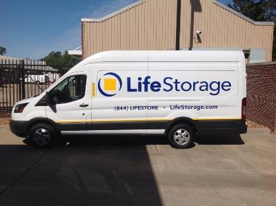 Truck rental available at Life Storage at 2870 Gessner Rd in Houston