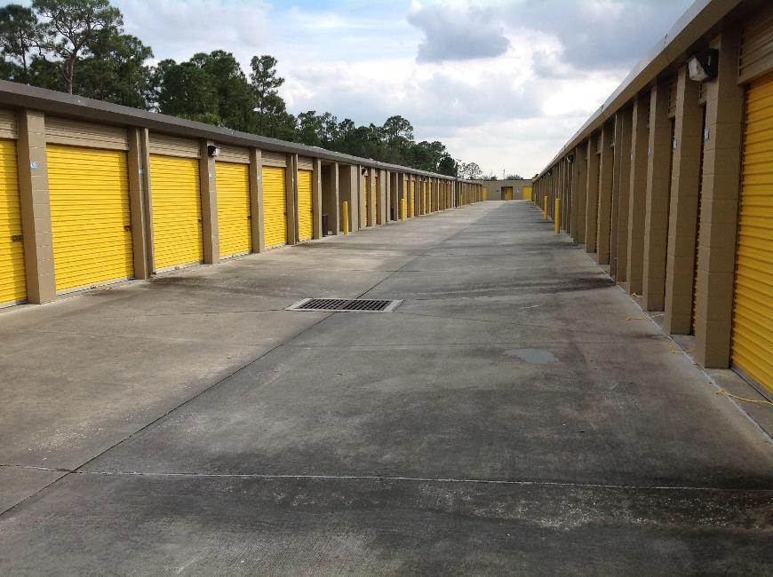 Miscellaneous Photograph Of Life Storage At 8485 20th St In Vero Beach