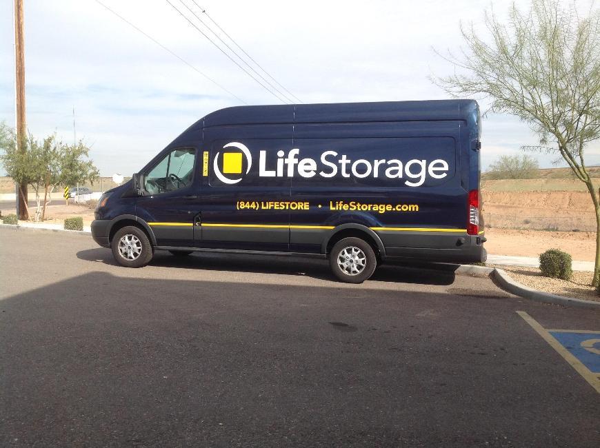 Truck Al Available At Life Storage 18625 N Tatum Blvd In Phoenix