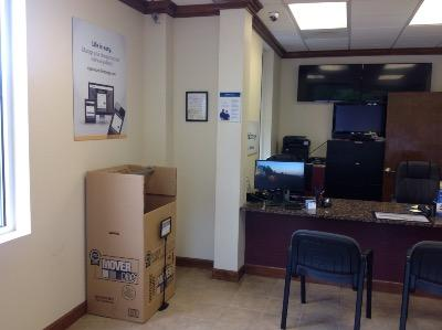 Life Storage office at 1514 Mathis Ferry Rd in Mount Pleasant
