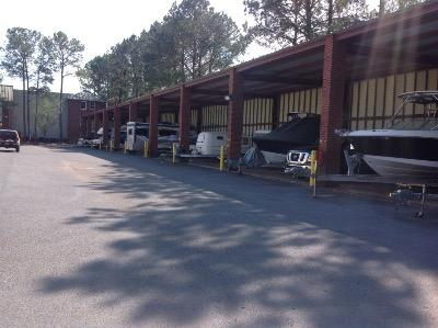 Miscellaneous Photograph of Life Storage at 1514 Mathis Ferry Rd in Mount Pleasant
