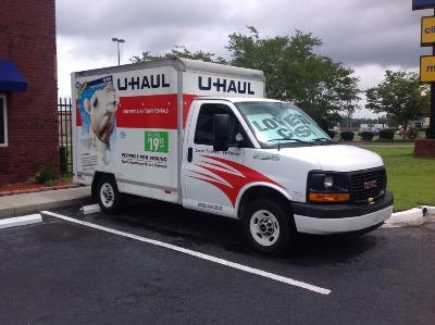 Truck rental available at Life Storage at 2687 Beaver Run Blvd in Surfside Beach