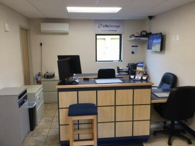 Life Storage office at 500 Frenchtown Rd in E Greenwich