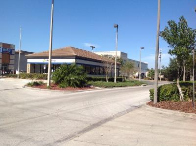 Life Storage Buildings at 11583 University Blvd. in Orlando
