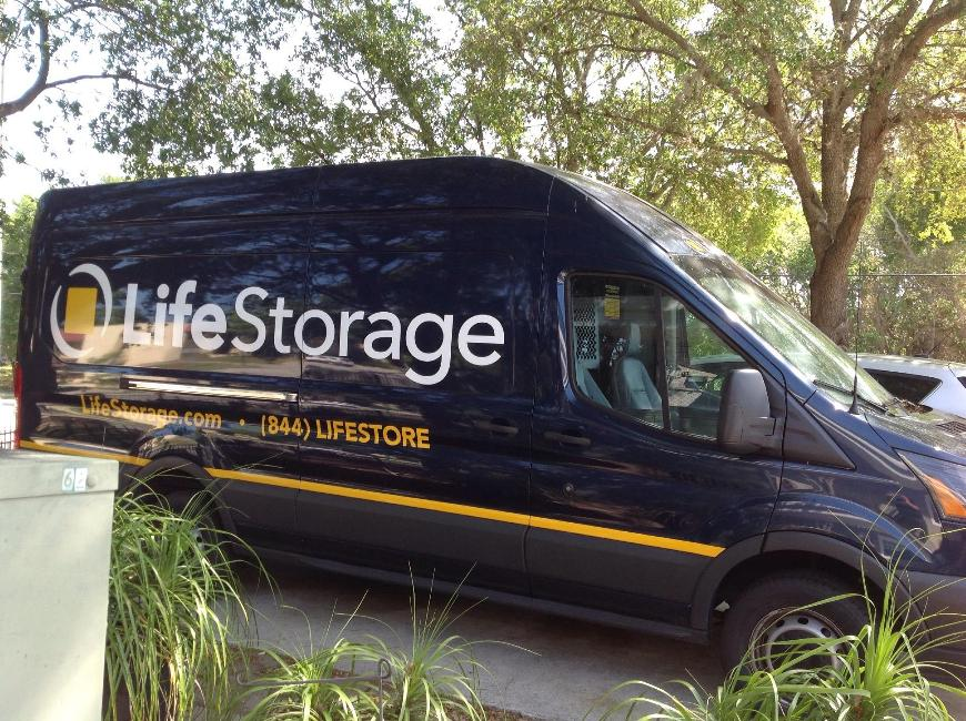 Truck Al Available At Life Storage 2650 N S Dr In Orlando