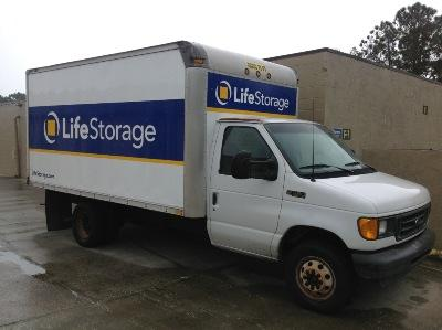 Truck rental available at Life Storage at 6005 N Wickham Rd in Melbourne