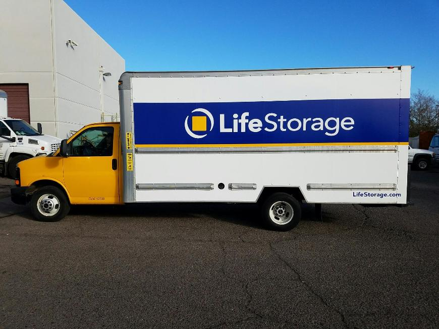 Truck Al Available At Life Storage 900 N 48th St In Phoenix