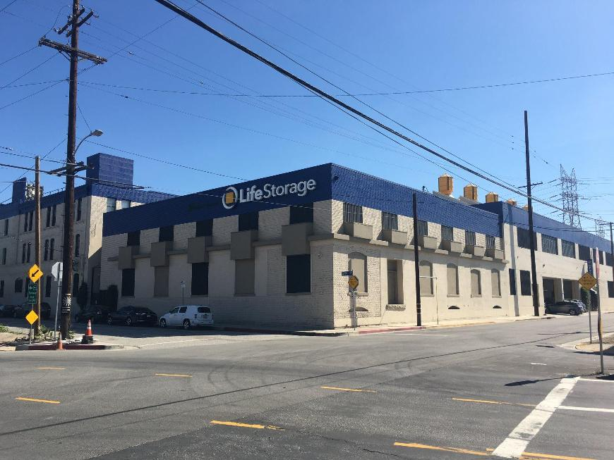 801 E Commercial St Los Angeles Ca 90012 Life Storage