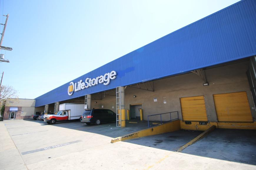 Self Storage Units Near Los Angeles 700 E Slauson Ave