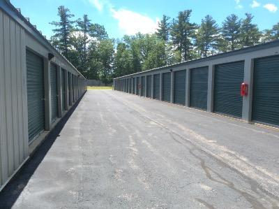 Storage Units for rent at Life Storage at 164 Route 125 in Kingston
