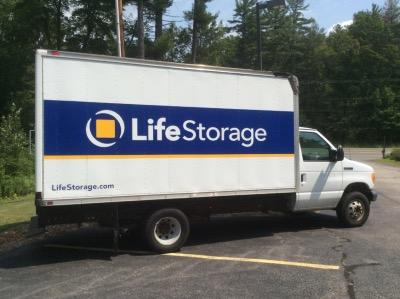 Truck rental available at Life Storage at 44 Calef Hwy in Lee